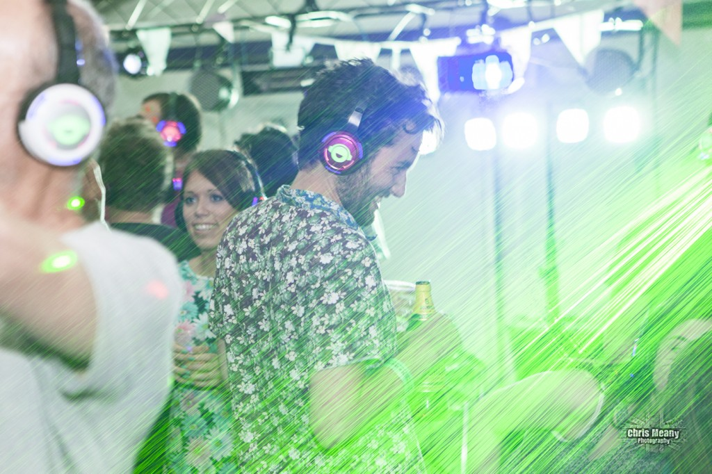 Wedding Festival Silent Disco