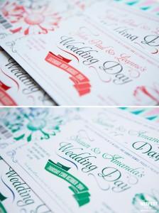 Gerbera Daisies Wedding Invitations