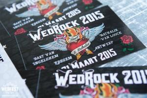 WEDROCK Wedding Invites