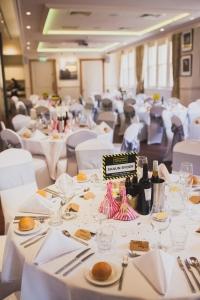 hacienda manchester wedding table cards