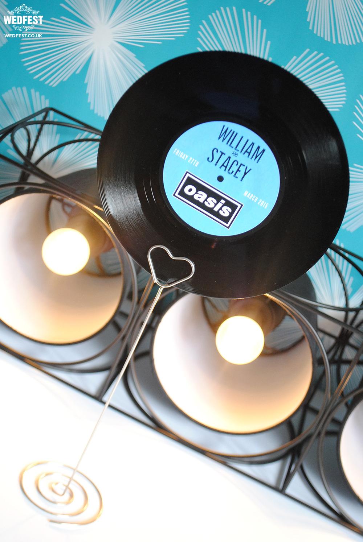 music theme wedding table names