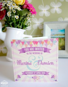 vintage-bunting-wedding-invitation