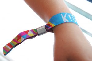kids party kidchella wristbands favors