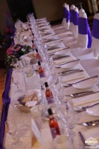 personalised wedding wine labels