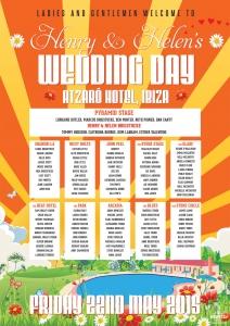 ibiza wedding seating plan