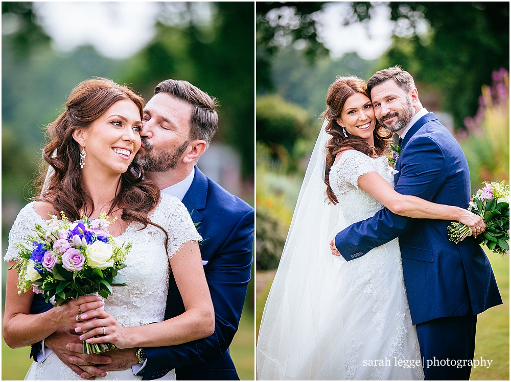 Micklefield Hall festival wedding