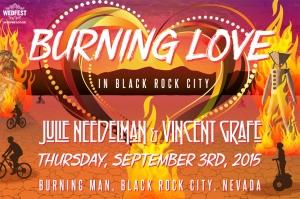Burning Man Festival Wedding