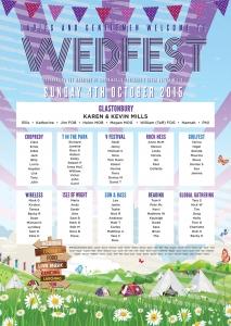 Wedfest Wedding Seating Chart