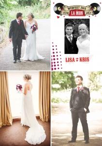 rock n roll wedding / rock n roll bride