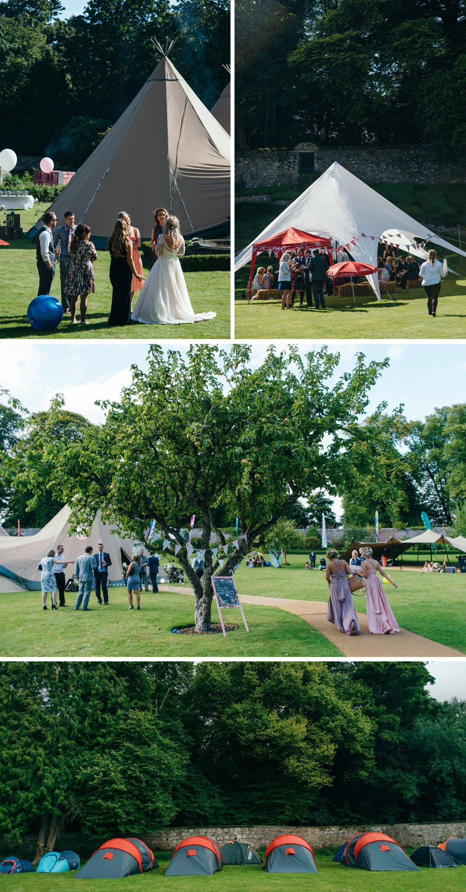 festival wedding tents tipis camping