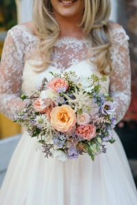 wedfest wedding flowers