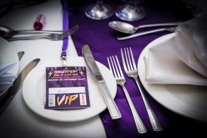 rockfest wedding favour vip lanyard pass