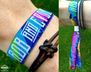 wristbands ireland