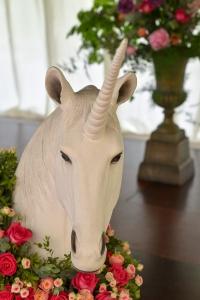 festival wedding unicorn