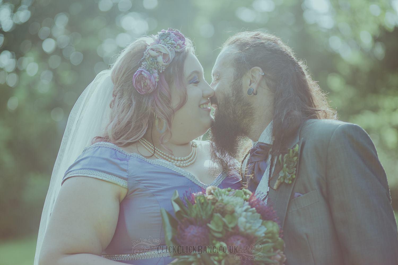 Kitty & Stu's Heavy Metal Wedding