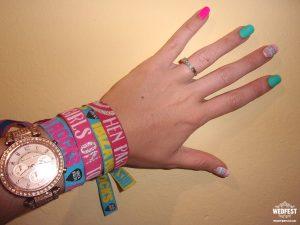 hen doo ibiza wristbands
