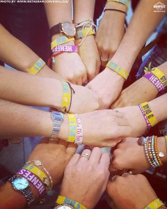 henfest festival hen party wristbands