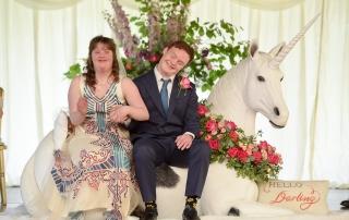 Joe & Polly's Wedfest Festival Wedding