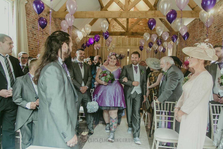 wedstock rock wedding