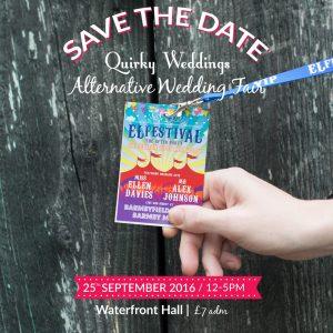 wedfest quirky weddings
