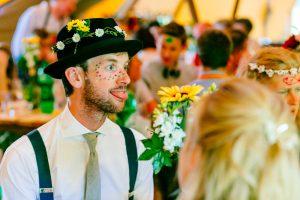 festival sussex wedding glastonbury tipi wedding