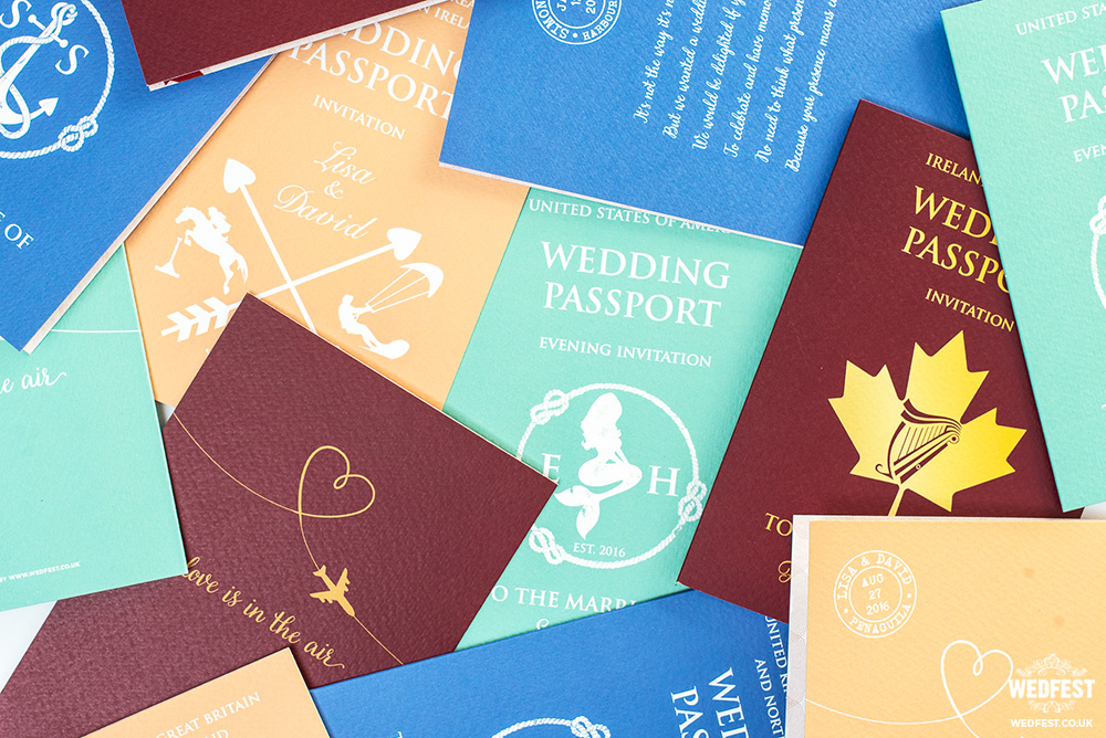 wedding passports