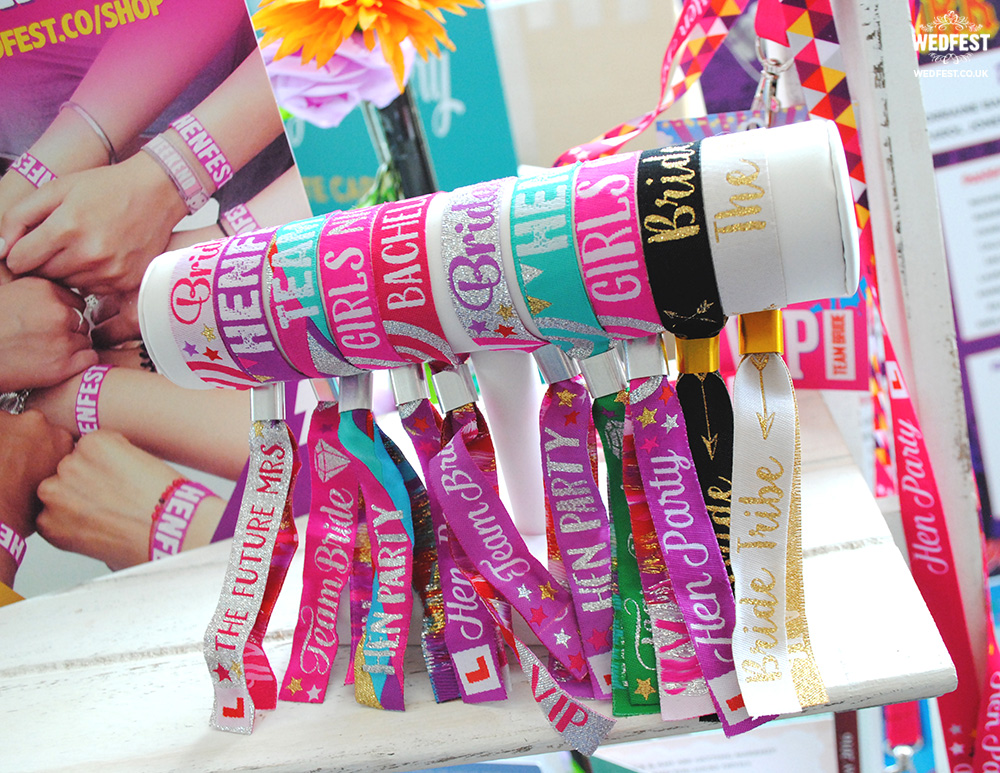 festival hen party accessories
