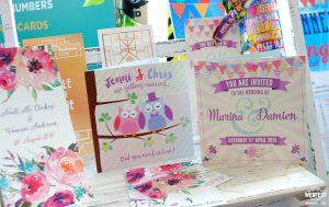 owl you need is love wedding invitations
