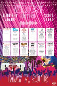 wedfest edm coachella festivals wedding seating planner