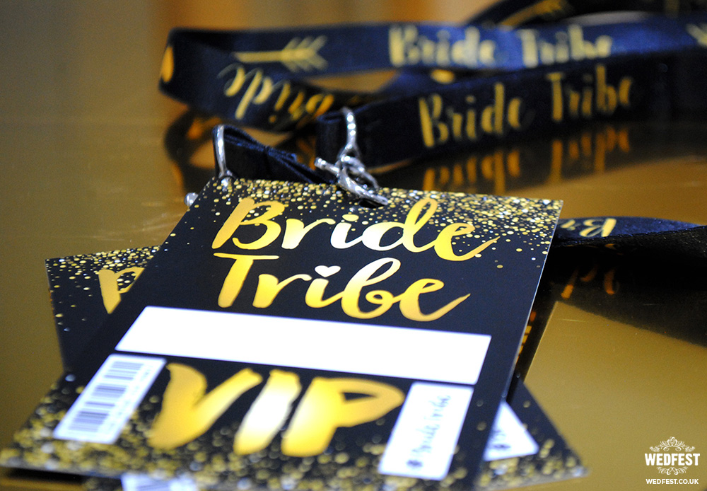 bride tribe favours and accessories