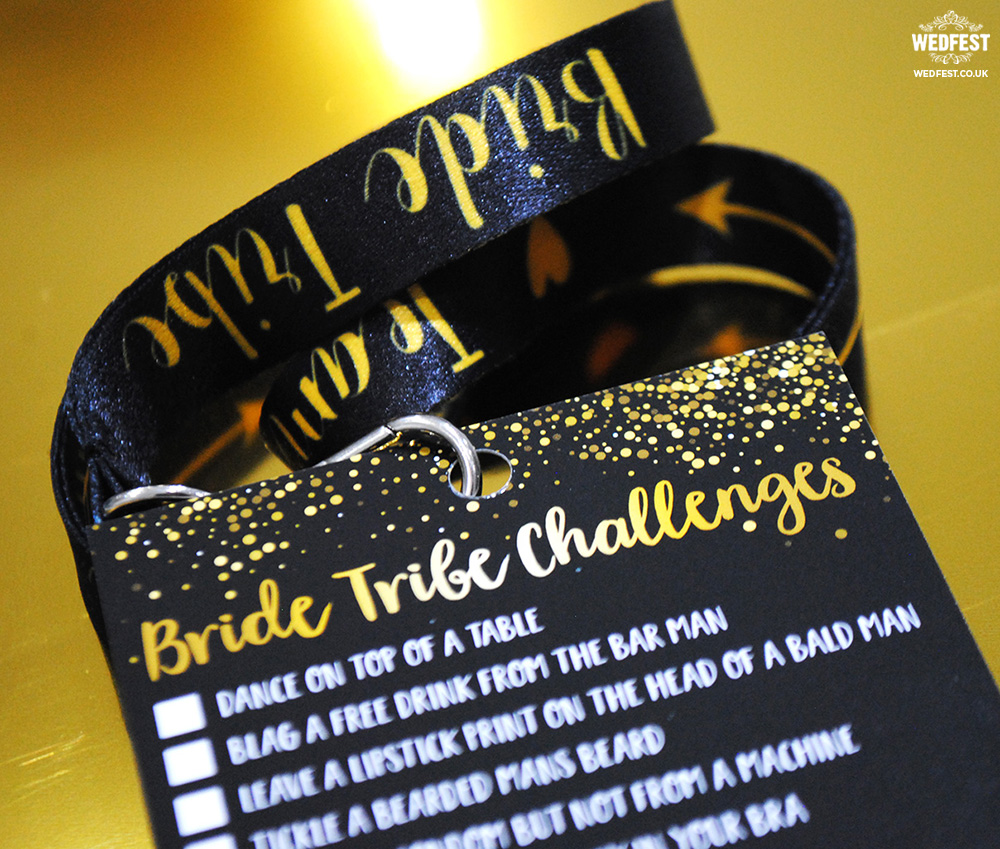 bride tribe team bride accessories