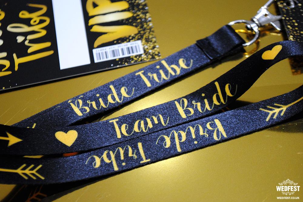 bride tribe vip hen party accessory