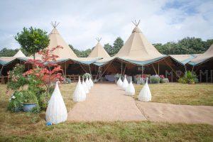 festival tipi weddings