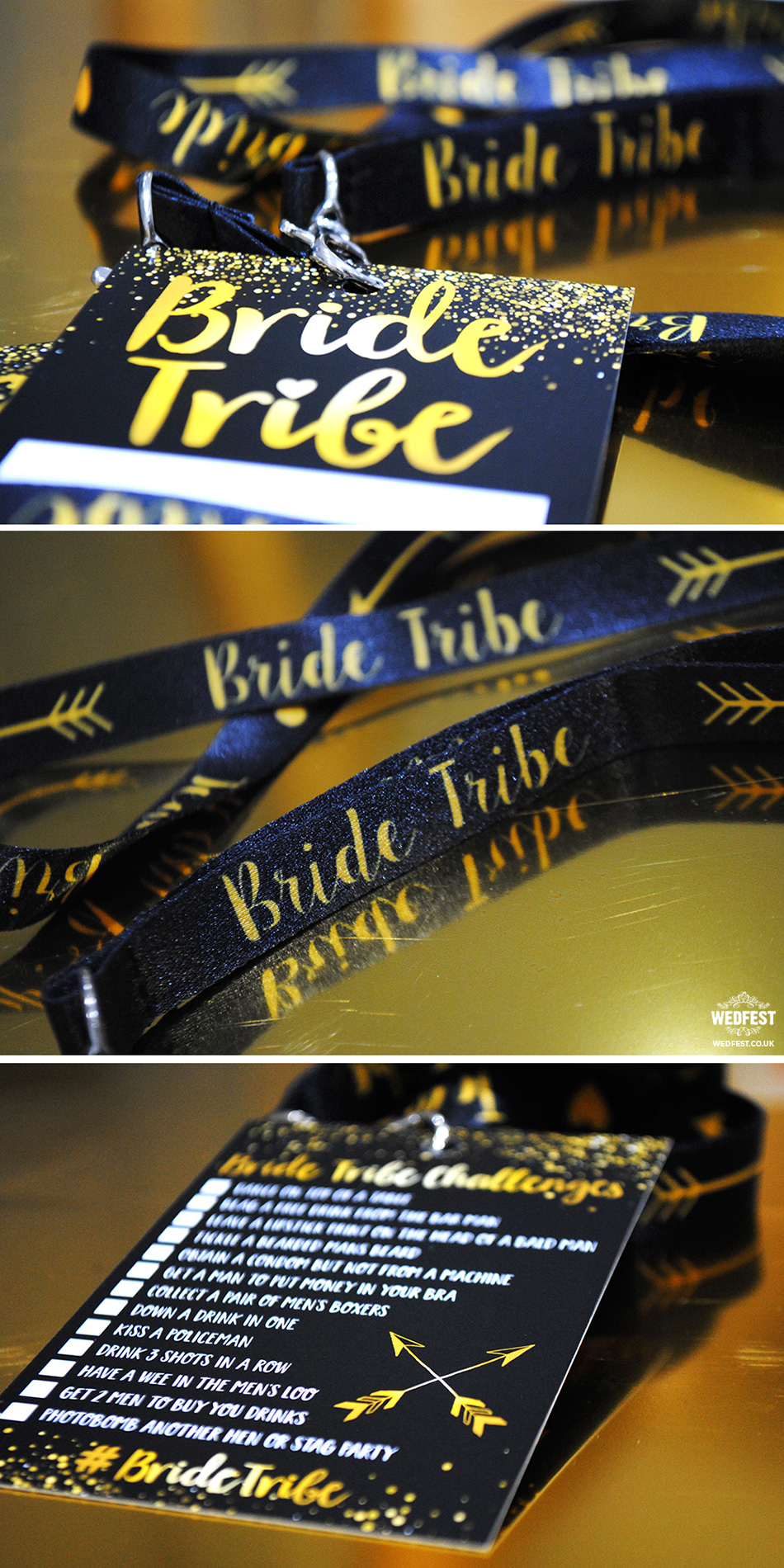 hen party bachelorette bride tribe vip pass
