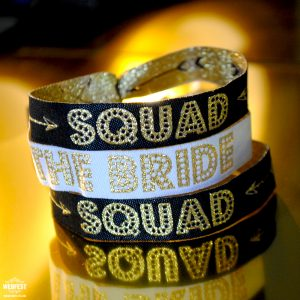 bride squad accessory favors