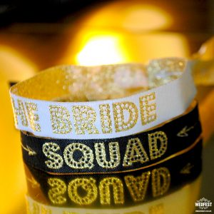 bride squad acessories