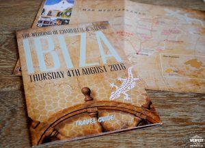 ibiza wedding stationery
