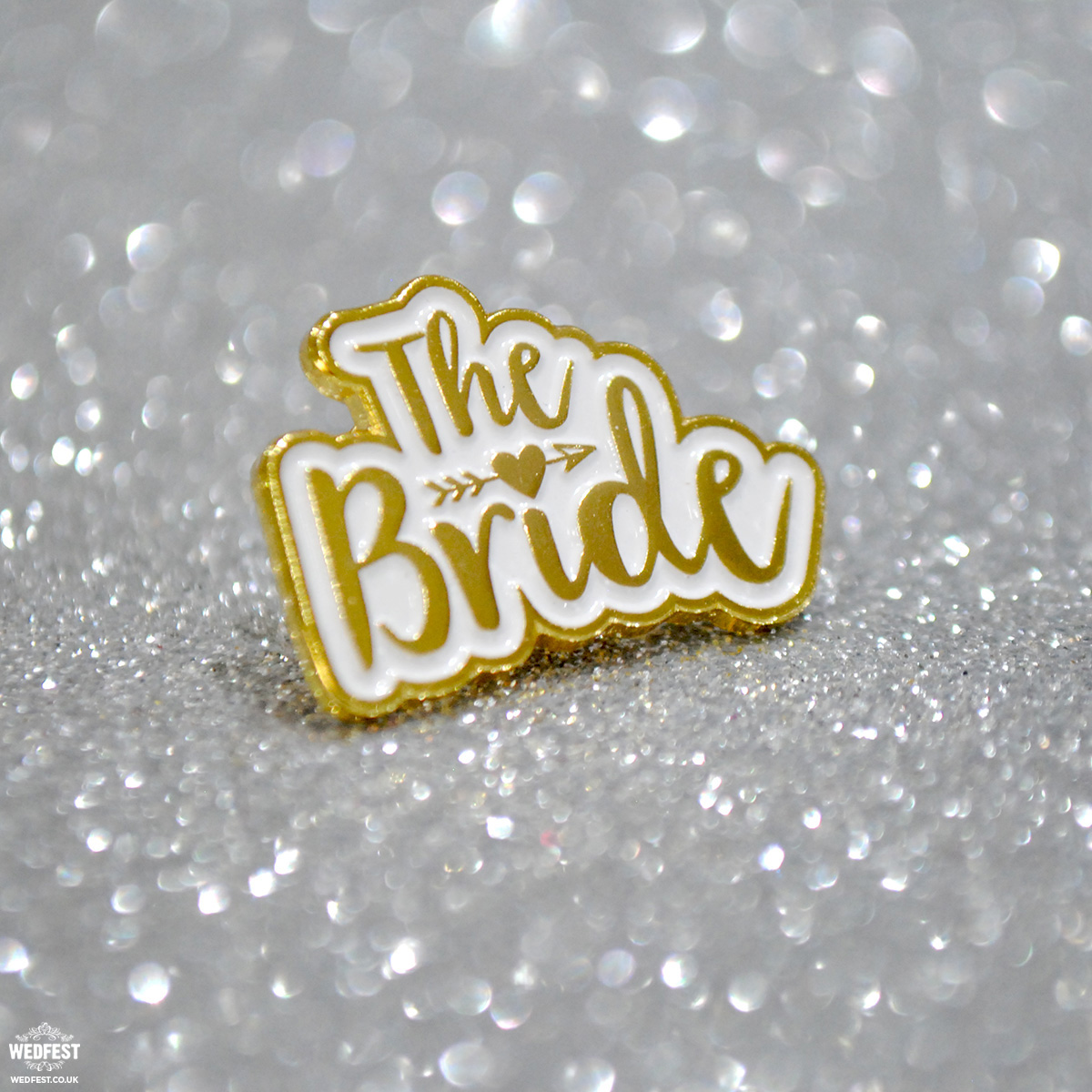 enamel hen party badges wedding bride
