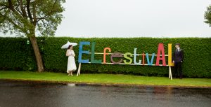 elfestival festival wedding