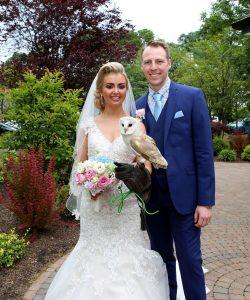 owl themed wedding