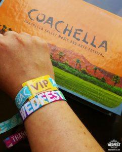 music festival wristbands