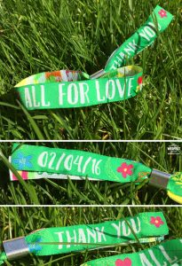 wristbands for events and festivals
