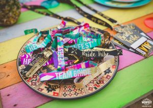 team bride henfest bride tribe hen party wristbands