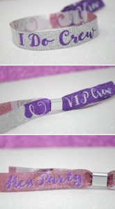 i do crew hen party wristband accessories