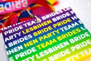 lesbihen lesbian hen party favours