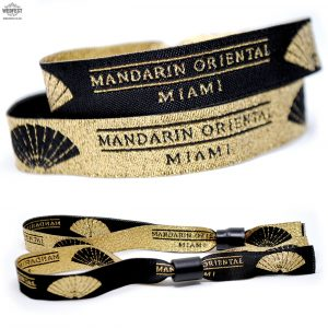 corporate wristbands for hotels events uk ireland