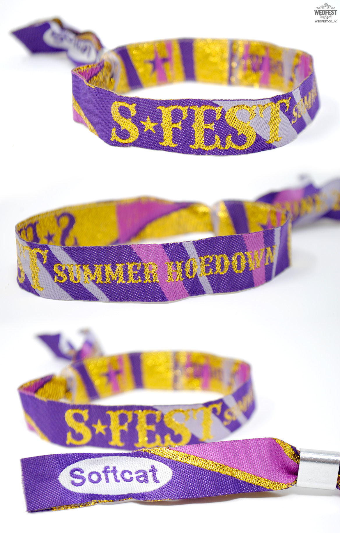 custom event wristbands uk