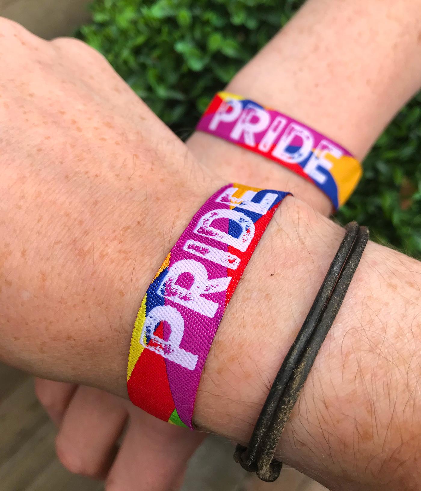 pride gay lesbian lbgt wristbands
