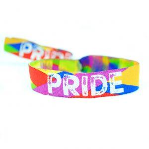 pride wristband gay pride festival wristbands