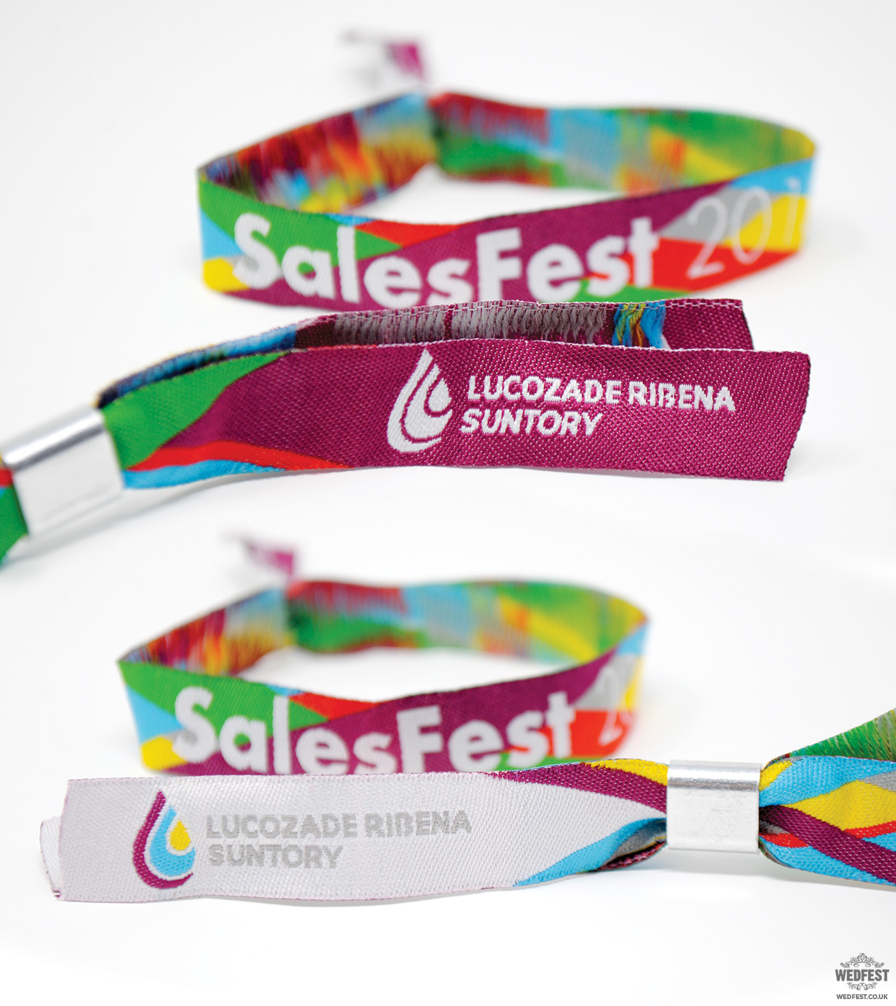 promotional wristbands for festivals events parties corporate